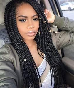 17 Best ideas about Black Box Braids on Pinterest Black hair braids, Jumbo box braids and
