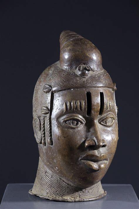 Tête Bénin - Art africain - Statues africaines