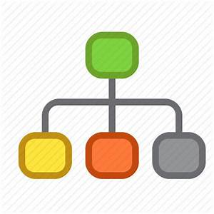 Block  Diagram  Graph  Mindmap Icon