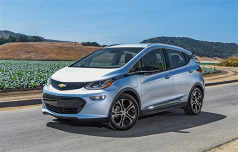 New Ev Cars 2017 by 2017 Chevrolet Bolt Ev Chevy Review Ratings Specs