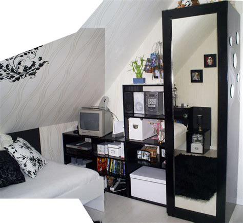 deco chambre noir et blanc d 233 coration d int 233 rieur chambre en noir et blanc kr 233 attitude