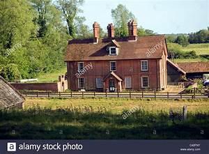 Suffolk Farmhouse Stock Photos Suffolk Farmhouse Stock