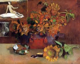 sunflowers for sale file gauguin nature morte à l 39 espérance jpg wikimedia