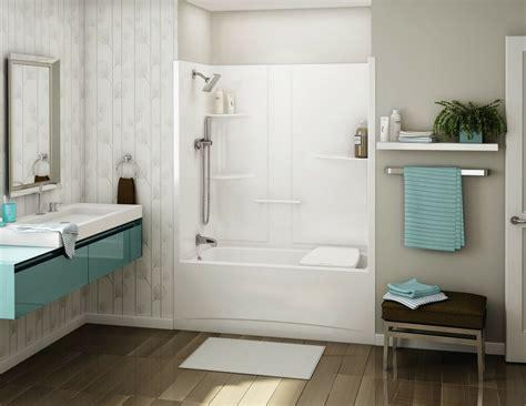 one tub shower unit maax 60 quot x 32 quot x 79 quot allia ts 6032 one acrylic tub