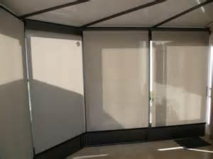 Rideaux Interieur Veranda by Gammes De Stores Int 233 Rieurs De V 233 Randas Br Home