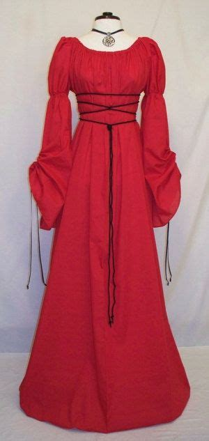 hexe kostüm renaissance cathedral sleeve costume gown custom made to order in your color a