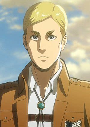 erwin smith anime planet
