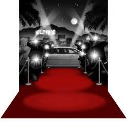 Hollywood Red Carpet Backdrops