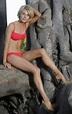 Sizzling 21+ Rachael Taylor Hot Bikini Swimsuit Photos 2021