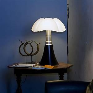 Lampe Italienne Pipistrello : lampe pipistrello marron fonc h86cm martinelli luce luminaires nedgis ~ Farleysfitness.com Idées de Décoration