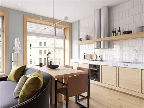 5 Beautiful Studio Apartments by 5 Beautiful Studio Apartments