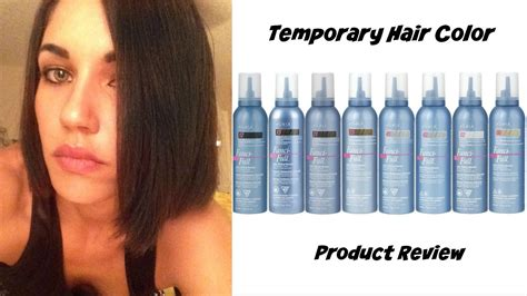 hair color mousse hair for one day wash out color mousse hair