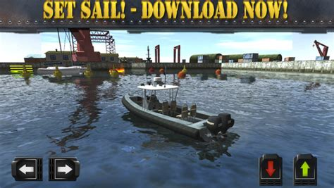 Bad Boat Driving by Boat Driving Simulator 171 The Best 10