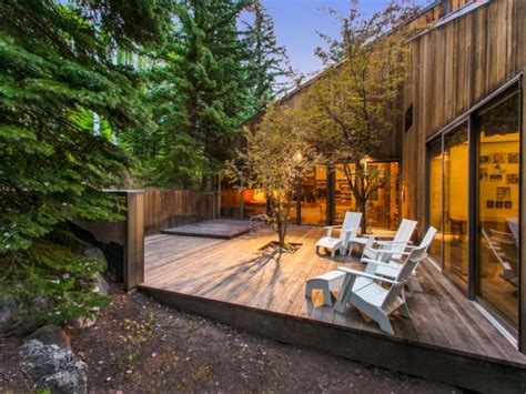 Luxury Mountain Retreat Is Not Your Average Log Cabin by Gorgeous Colorado Cabin Secluded Among The Trees