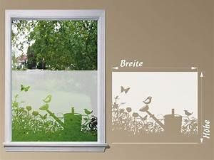 Selbstklebende Folie Fenster : selbstklebende dekorfolien glasscheiben ~ Frokenaadalensverden.com Haus und Dekorationen
