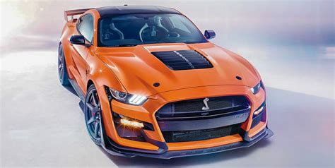 2020 Ford Shelby Gt500 Price by 2020 Ford Mustang Shelby Gt500 Price Announced From