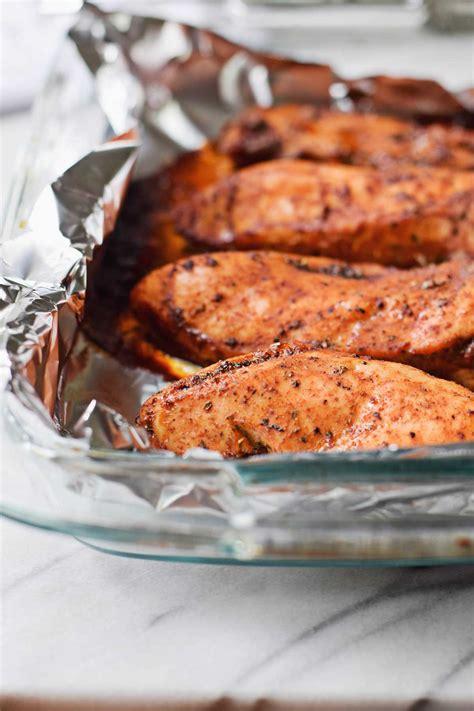 Boneless Skinless Chicken Breast Recipes Baked In Oven