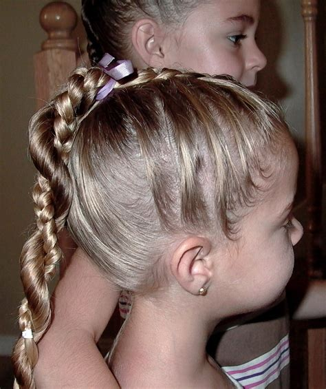 hairstyles  girls ponytail fashionate trends
