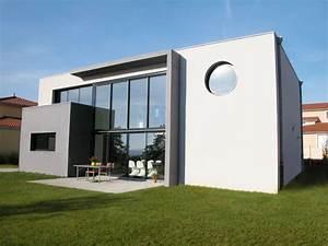 facades maison modernes nm35 jornalagora With facade de maison contemporaine