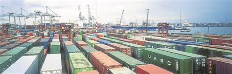 le port de rotterdam fait avancer projet d extension avec une digue g 233 ante
