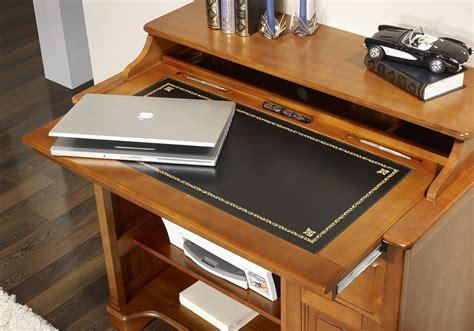 petit bureau informatique petit bureau informatique elise en merisier de style louis