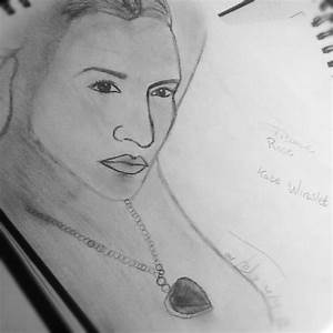Titanic Rose Drawing by fillesu96 on DeviantArt