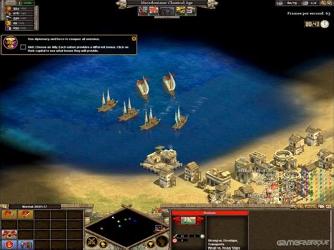 rise of nations thrones patriots