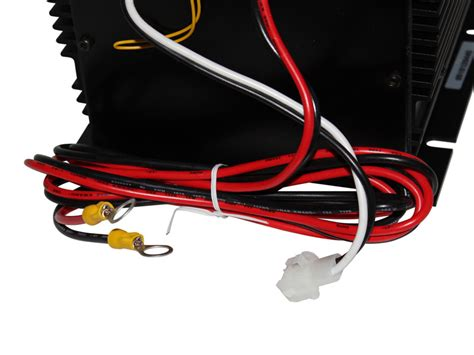 charger 24v 19a 240vac