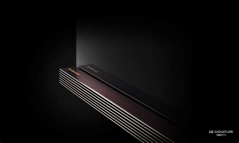 LG SIGNATURE玺印 65吋 OLED TV —全新高端家电 LG中国官网