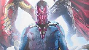 Paul Bettany As Vision  5 Fast Facts You Need To Know