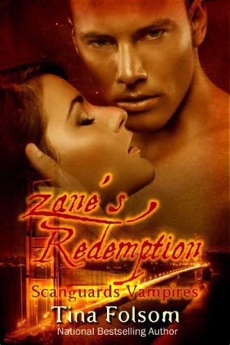 zanes redemption scanguards vampires   tina folsom