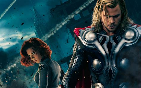 Thor in The Avengers Wallpapers   HD Wallpapers   ID #10997
