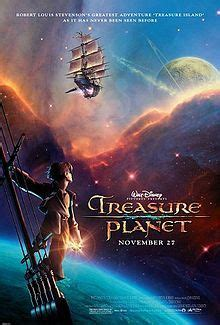 This book includes lots of background information about everything in this movie. Treasure Planet (2002) (With images) | Walt disney animated movies, Disney animated movies ...