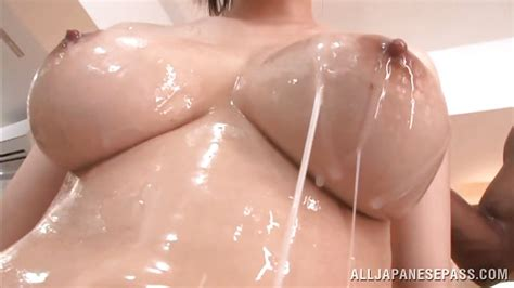 Sophia Takigawa In Asian Babe Oiled By A Black Guy Hd