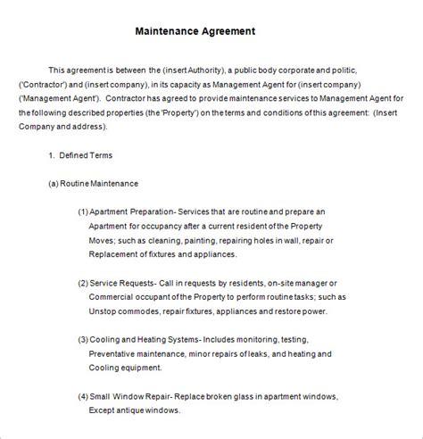 Cameraman Resume Model by Maintenance Service Contract Sle Haadyaooverbayresort