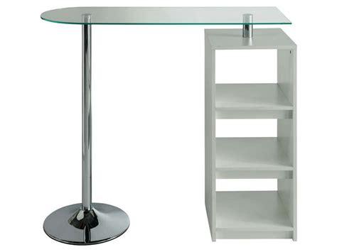 table de bar table de bar youen vente de table de cuisine conforama