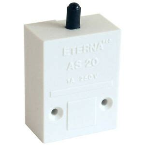 Cupboard Door Switch by Push To Autoswitch Lighting Pressure Switch Cupboard