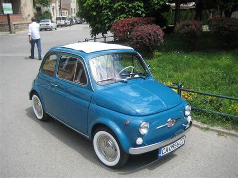 1967 Fiat 500 F Excellent, 100% Original! Sold