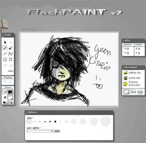 rakesh flashpaint  drawing tool