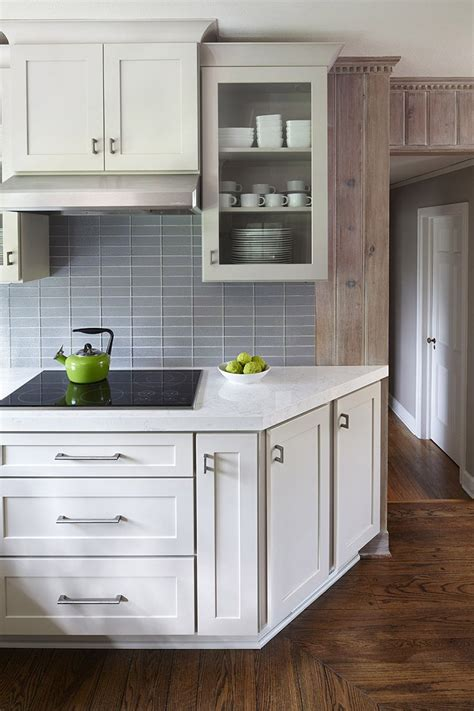 kitchen cabinet ends angled end cabinet eases into passageway shown in 2489