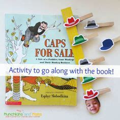 caps for template pdf clothes topic preschool 616 | c8935e0a672e25ea1711bc89c7338ca8 preschool books book activities