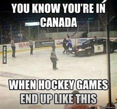 Canada Hockey Meme - hockey in canada meme