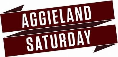 Saturday Aggieland Selfless Today Texas