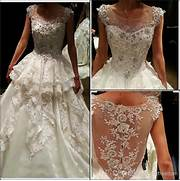 Bling And Lace Wedding...