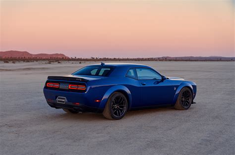 Seven Key Facts About The 2019 Dodge Challenger