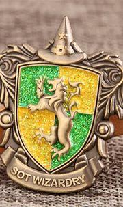 Harry Potter Pins   Enamel Pin Manufacturer - EnamelPins.com