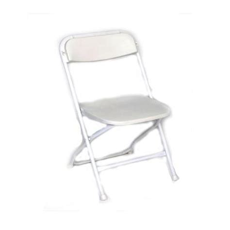rental products white plastic folding chairs smith