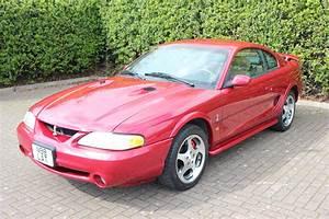 Ford Mustang SVT COBRA, Hand-built V8, Fully restored – MS Direct