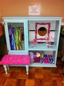 Simple Kids Room with Diy Kids Dress up Closet, Light Blue