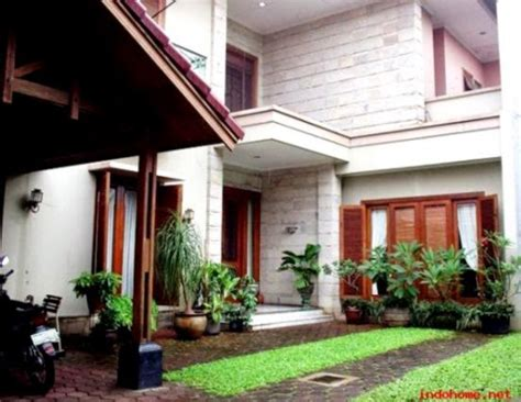 gambar rumah asri gallery taman minimalis